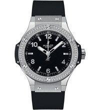 Hublot 361.Sx.1270.Rx.1104 Big Bang Steel Diamonds Watch