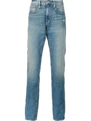Frame Denim 'Bryce Canyon' Slim Fit Jeans Blue