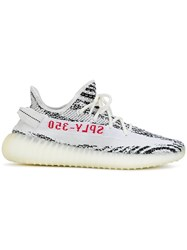 Yeezy Boost 350 V2 Zebra Sneakers Black