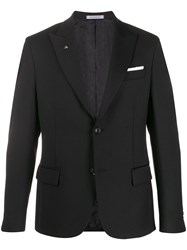 Daniele Alessandrini Fitted Tailored Blazer 60