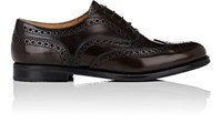 Church's Women's Burwood Wingtip Oxfords Brown