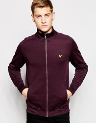 Lyle And Scott Vintage Track Jacket With Eagle Logo Deepplu
