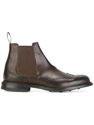 Church's Chelsea Boots Brown