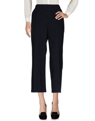 Liviana Conti Casual Pants Dark Blue
