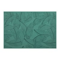 Hibernica Summer Bounty Jungle Placemat Green
