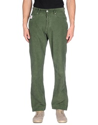 Avio Casual Pants Military Green