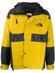 The North Face Yellow