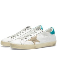 Golden Goose Deluxe Brand Superstar Leather Sneaker White