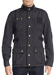 Prps Utilitarian Knit Jacket Black