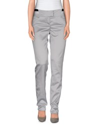 Exte Casual Pants Light Grey