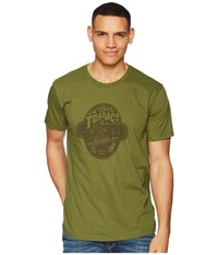 Toadandco Brewed For Adventure Short Sleeve Tee Thyme T Shirt Green