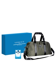 Versace Man Eau Fraiche Summer Set No Color