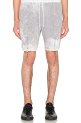 Cotton Citizen The Cobain Shorts Gray
