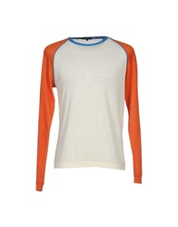 Scaglione Sweaters Ivory
