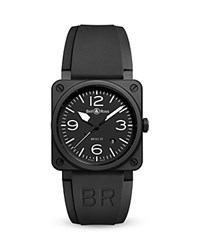 Bell And Ross Br 03 92 Black Matte Watch 42Mm