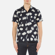Ymc Men's Malick Shirt Navy Blue