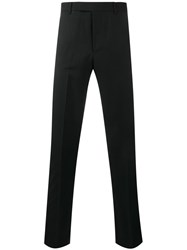 Valentino Straight Leg Trousers Black