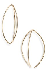 Bony Levy Oval Earrings Nordstrom Exclusive Gold