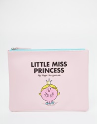 Little Miss Princess Pouch Pink
