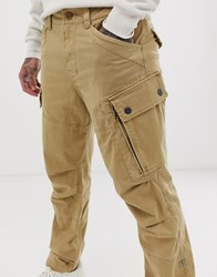 G Star Roxic Cargo Trousers In Stone