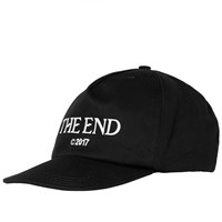 Off White The End Cap Black