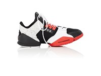 Y 3 Women's Kanja Neoprene And Leather Sneakers No Color Black White Red