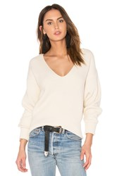 Free People Allure Pullover White