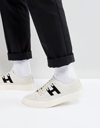 Huf Hupper 2 Lo Trainers In White White