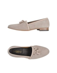 Thompson Moccasins Beige
