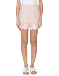 Dv Roma Shorts Light Pink