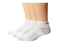 New Balance Performance Low Cut 3 Pack Assorted Low Cut Socks Shoes Multi