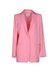 Vionnet Suits And Jackets Blazers Women Light Purple