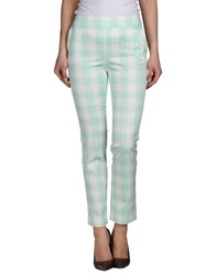 Au Jour Le Jour Trousers Casual Trousers Women Light Green