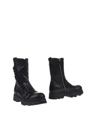 Cinzia Araia Footwear Boots Men Black