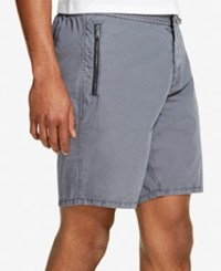 Dkny Zipper Shorts Turbulence