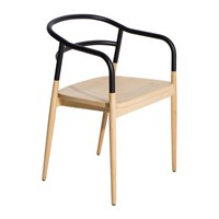 Petite Friture Dojo Bridge Chair Black