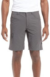 Patagonia Men's Quandary Shorts Forge Grey