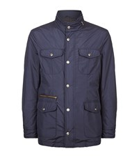 Hackett Holborn City Jacket Male Navy