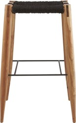 Cb2 Wrap 30'' Bar Stool