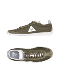 Le Coq Sportif Sneakers Military Green