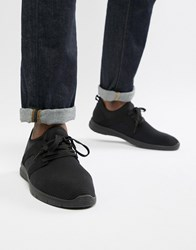 New Look Knitted Trainers In Black
