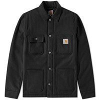 Carhartt Michigan Wool Chore Coat Black