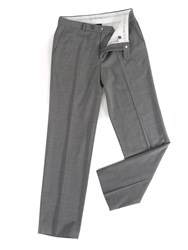 Oscar Jacobson Greg Performance Trousers Grey Marl