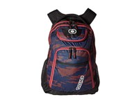 Ogio Tribune Pack Hot Mesh Backpack Bags Blue