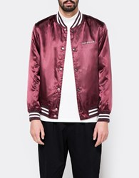 Neighborhood B.B. Jacket Burgundy
