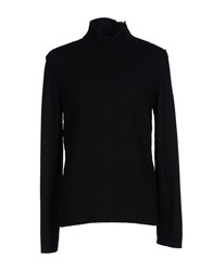 Emporio Armani Ea7 Knitwear Turtlenecks Men Black
