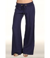 Lilly Pulitzer Beach Pant True Navy Women's Casual Pants
