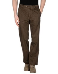 Bugatti Denim Pants Dark Brown