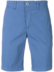 Re Hash Classic Chino Shorts Blue