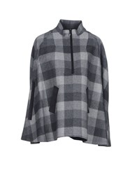 Brooks Brothers Capes And Ponchos Grey